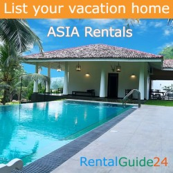 List Asia property rentals